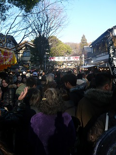 新年2010深大寺 (5)