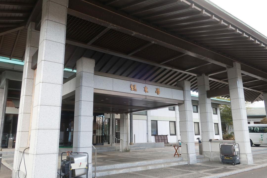 秋保温泉緑水亭 (2)