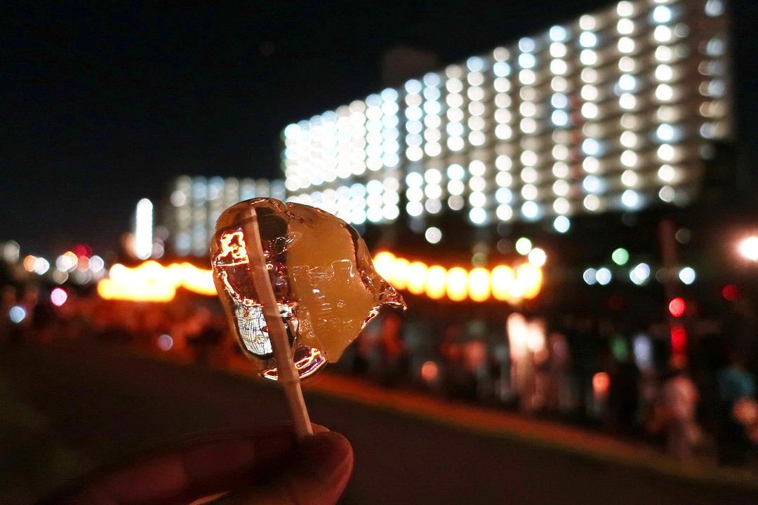 旧中川灯篭流し (12)