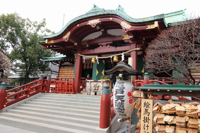 亀戸天神社 (78)