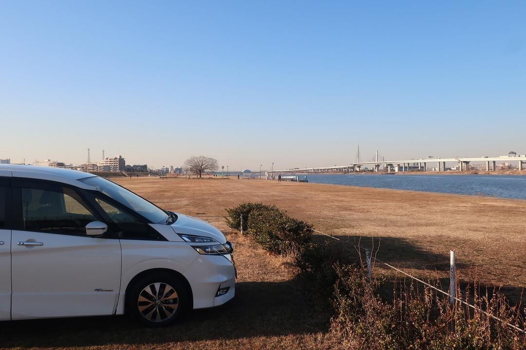 荒川グラウンド駐車場 (4)