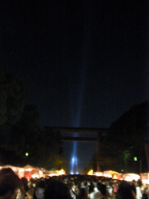 靖国神社みたままつり2011(1)
