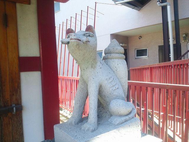 穴守稲荷分神社 (4)