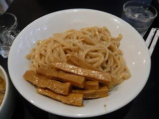 楽々吉祥寺つけ麺 (1)