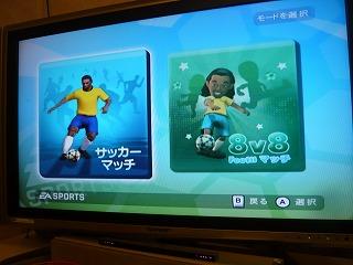 FIFA09ワールドサッカー