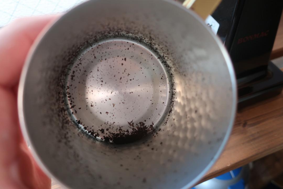 コーヒーメーカーにアースコード (12)