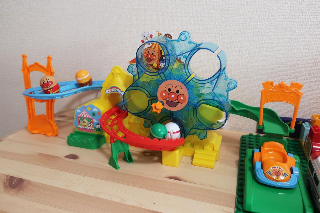 アンパンマンおもちゃ (2)