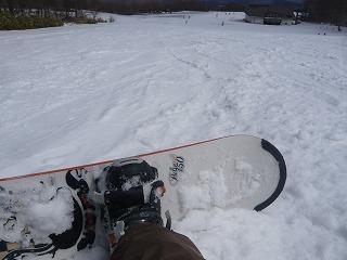 SlowRiderスノーボードレンタルボード