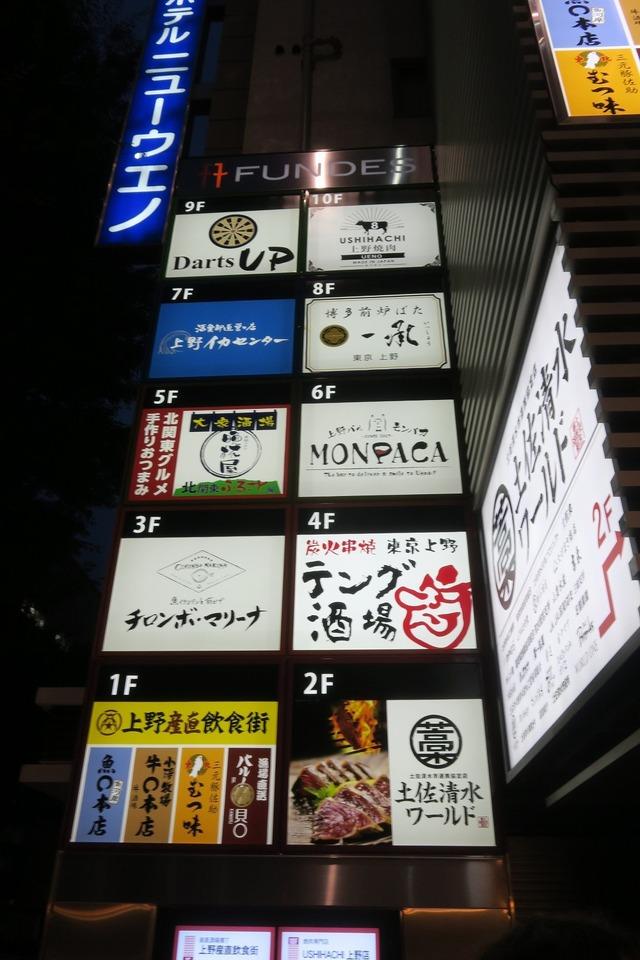 上野イカセンター (3)