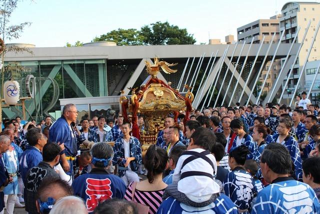 富岡八幡宮本祭り (1)