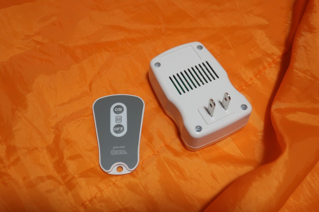 電機器具専用 リモコンコンセント [品番]07-8251 OCR-05W (3)