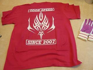 グッドスピードTシャツ