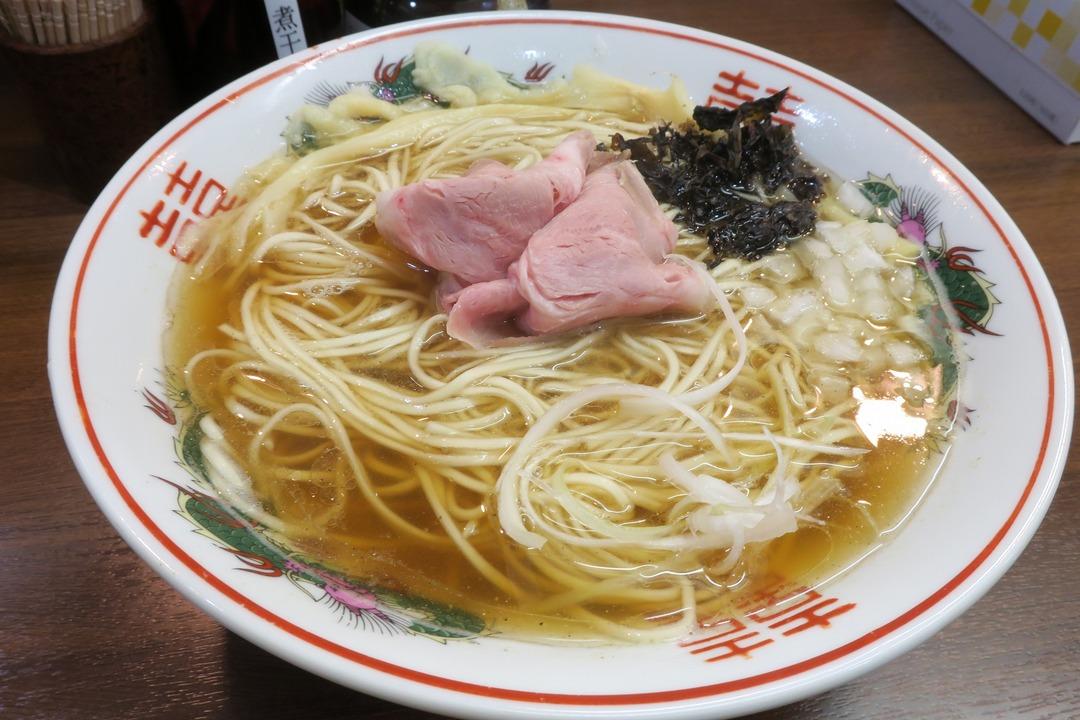 煮干し麺処 まる (4)