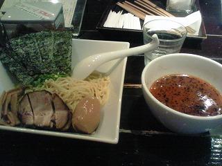 じゅーしーつけ麺