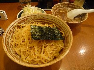 つけ麺+ネギ
