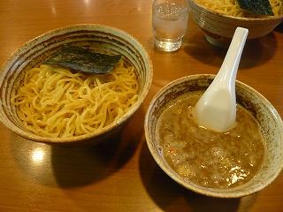 錦堂つけ麺