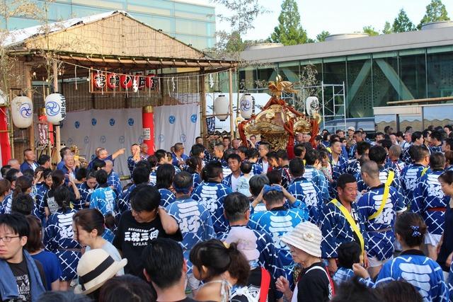 富岡八幡宮本祭り (2)
