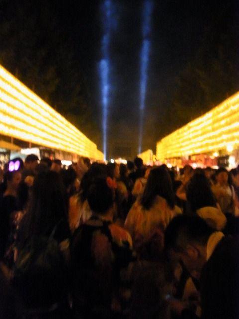 靖国神社みたままつり2011 (4)