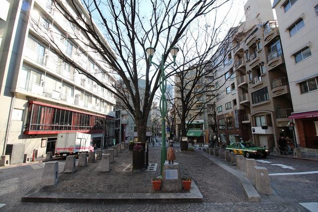 麻布十番散歩 (3)