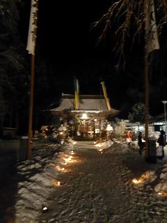 神社と初詣