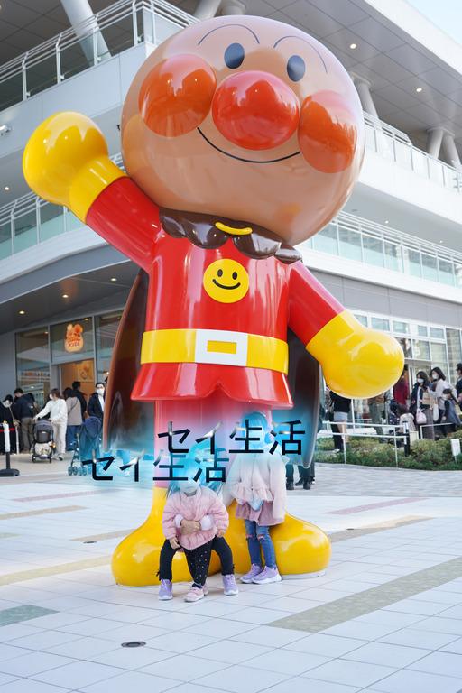 横浜アンパンマンミュージアム (21)