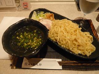 麺屋勘九朗ハーフ&ハーフつけ麺