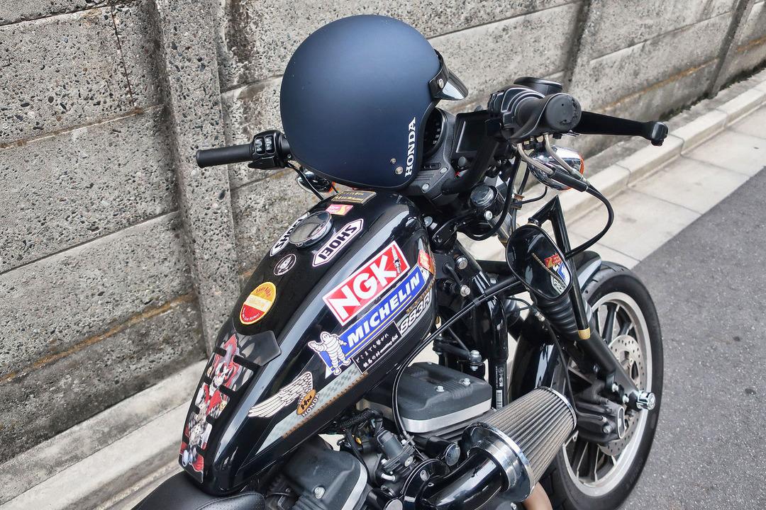 スポーツスター883 (4)