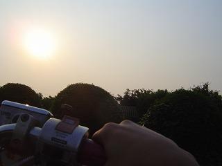 第三京浜と朝日