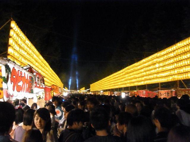 靖国神社みたままつり2011 (2)
