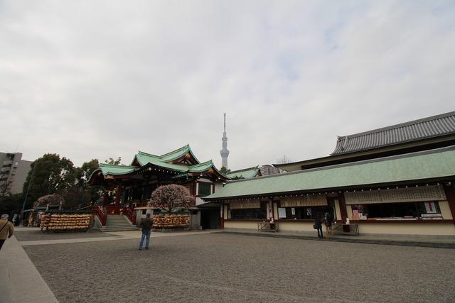 亀戸天神社 (2)