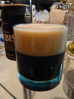 YEBISU黒ビール