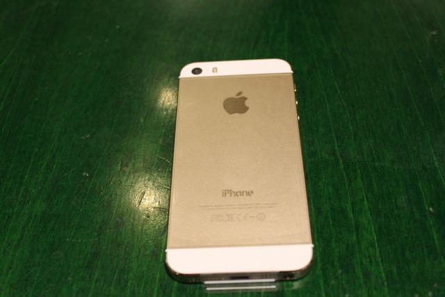 アイフォン5S (3)