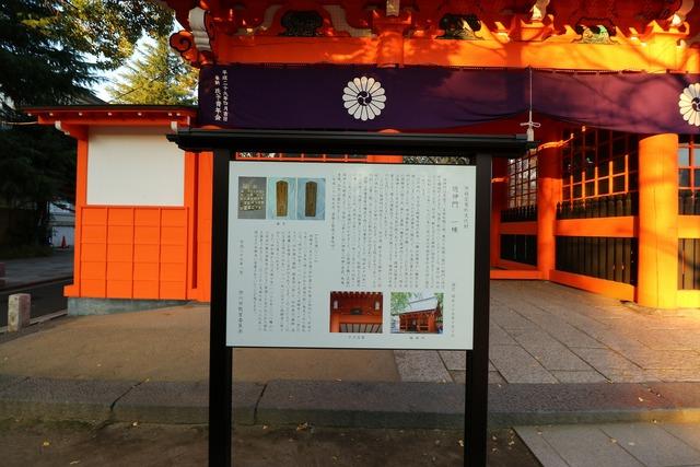 葛飾八幡宮参道 (2)