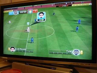 WiiFIFA09ワールドサッカー