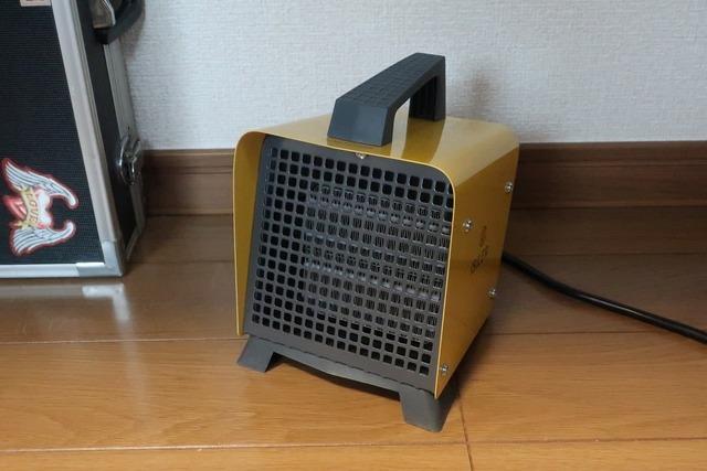 iSiLER セラミックファンヒーター (4)