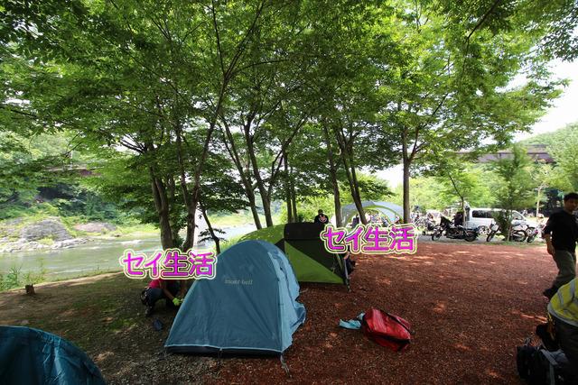梅雨キャンプミーティング (2)