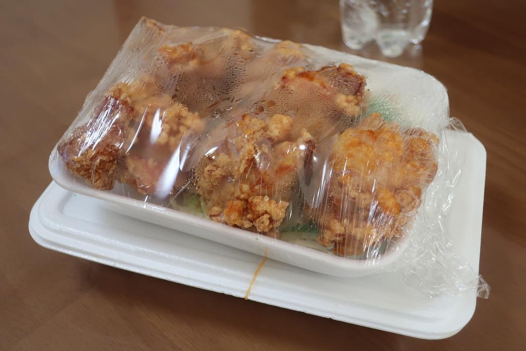 サンドーレあおやまののりから弁当 (4)