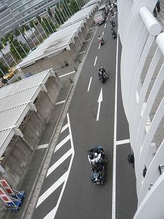 バイクの集団3