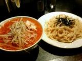 赤梵天つけ麺
