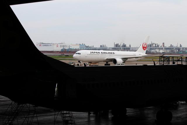 JAL工場見学 (4)