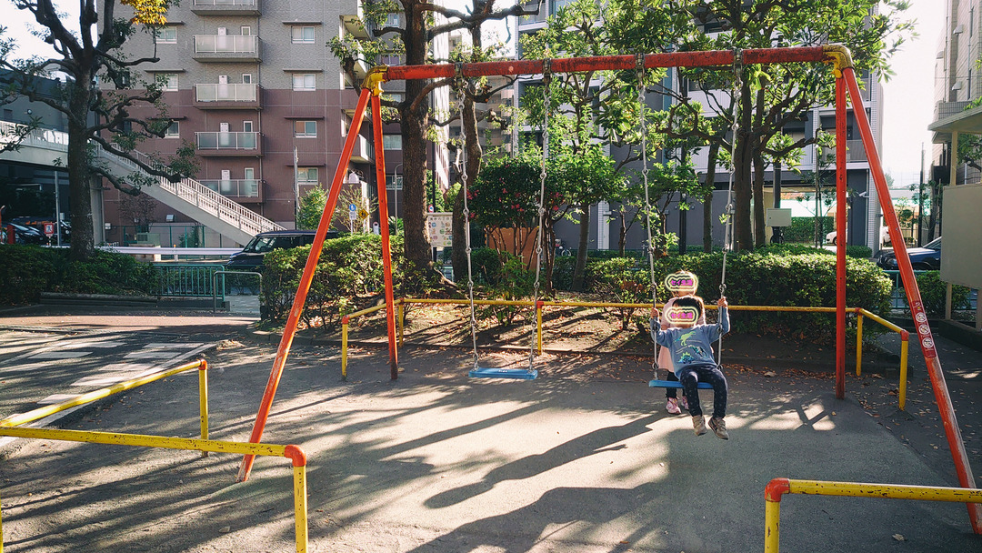 東京の下町の秋を見つけに散歩 (20)
