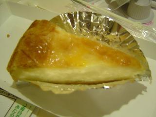 オリジナルベイクドチーズケーキ