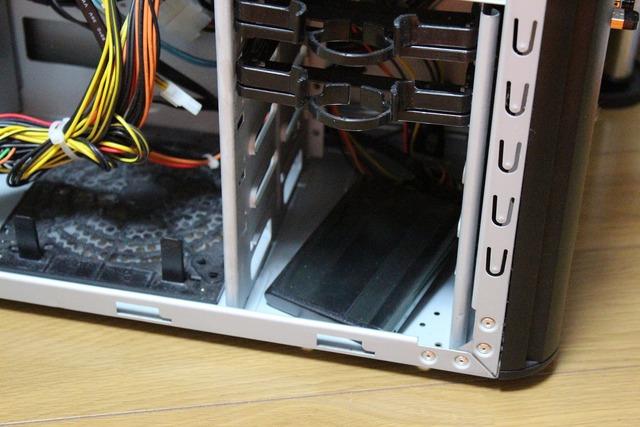 レイトレックをSSD換装 (4)