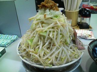 角ふじ野菜増し
