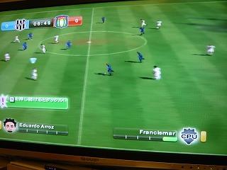 FIFA09ワールドサッカーWii