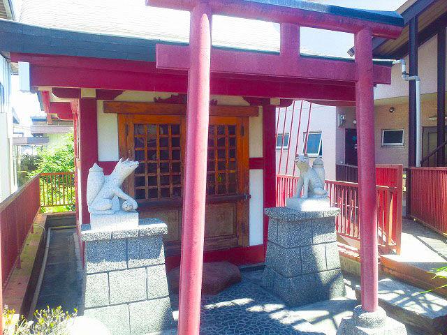 穴守稲荷分神社 (3)