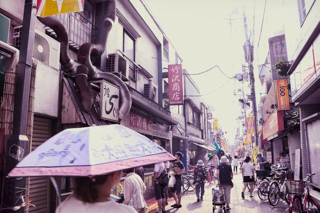 砂町銀座商店街 (2)
