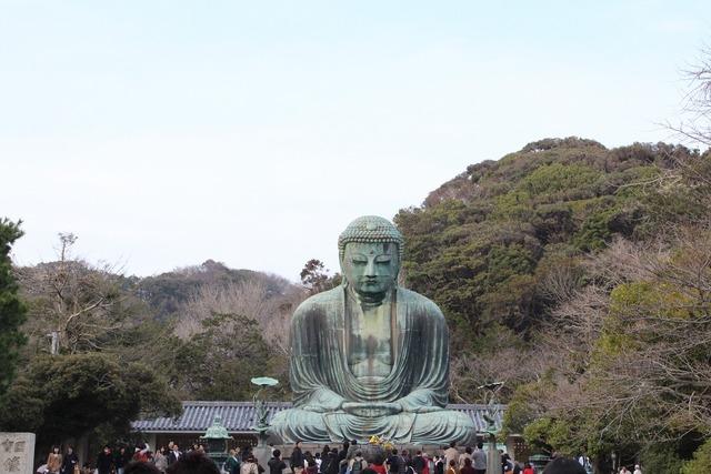 鎌倉の大仏 (3)