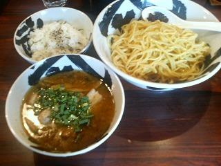 武骨つけ麺