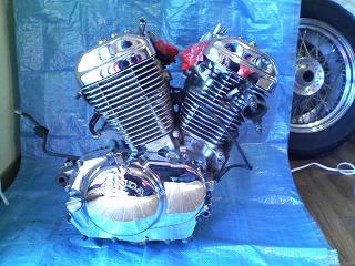スティードエンジン